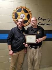 Sheriff's Office names Dale Lee as Deputy of the Quarter